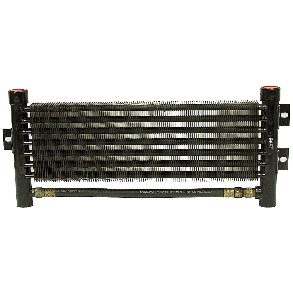 Bosch Hydraulic Oil Coolers : Quot npt oil cooler hydraulic coolers