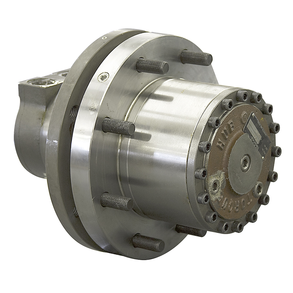Fairfield mfg torque hub rtw07m s n a04h0114 w parker for Parker hydraulic pumps and motors
