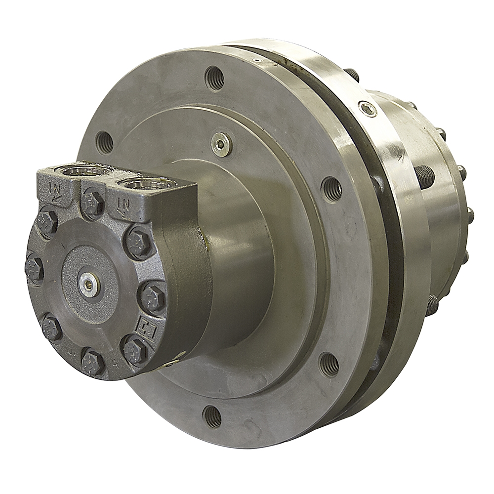 Fairfield mfg torque hub rtw07m s n a04h0114 w parker for K and w motors