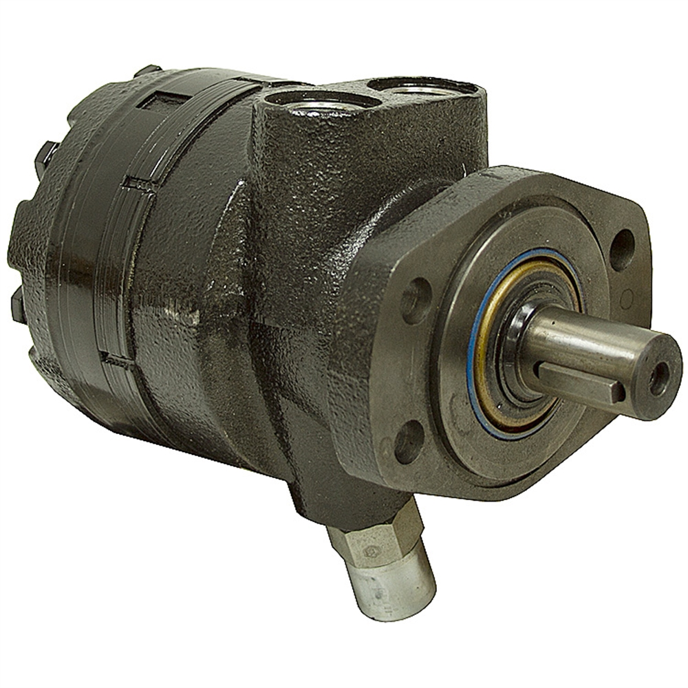12 4 cu in bucher hyd motor brel200a3810e0g low speed