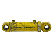 4x7x3 Double Acting Hydraulic Cylinder W/ Bad Seals