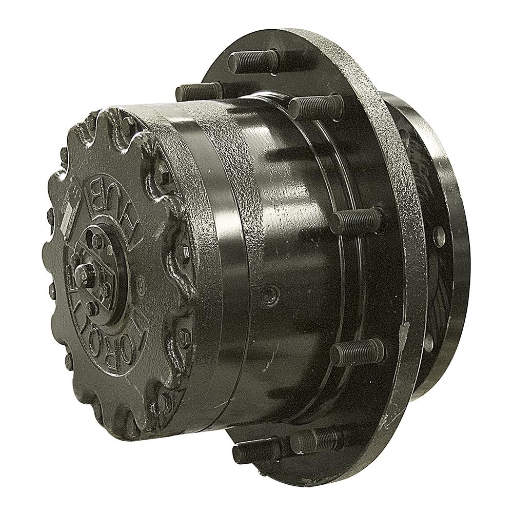 Hydraulic Wheel Hub Motors : Fairfield mfg torque hub  hubs