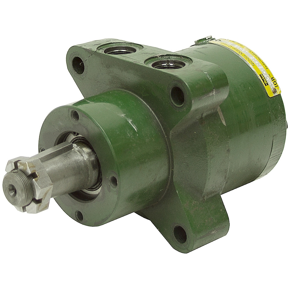 16 4 Cu In Parker Hyd Wheel Motor 114 7 Ys 0 05 Wheel