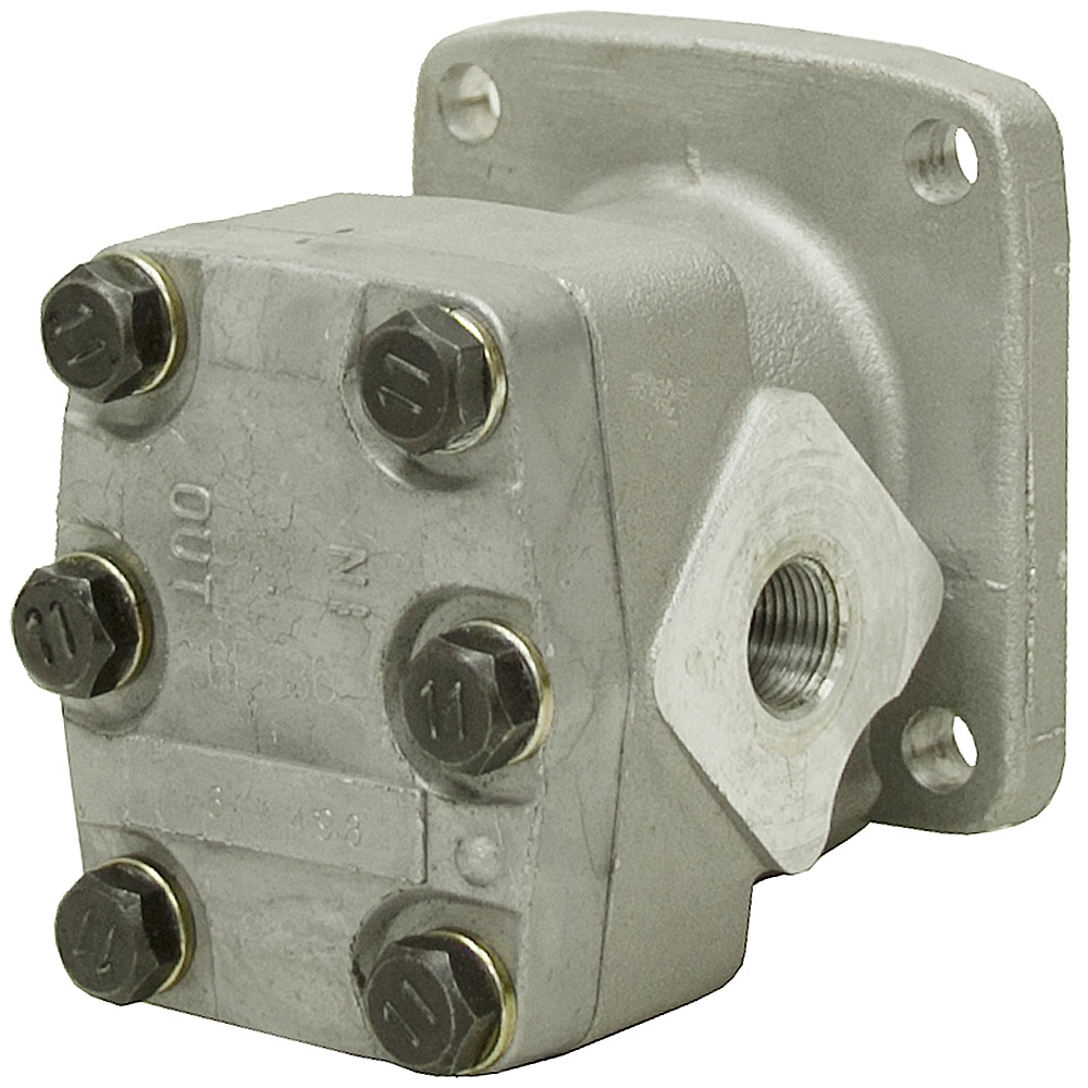 Kubota Hydraulic Pump : Cu in kubota gp hyd pump gear pumps