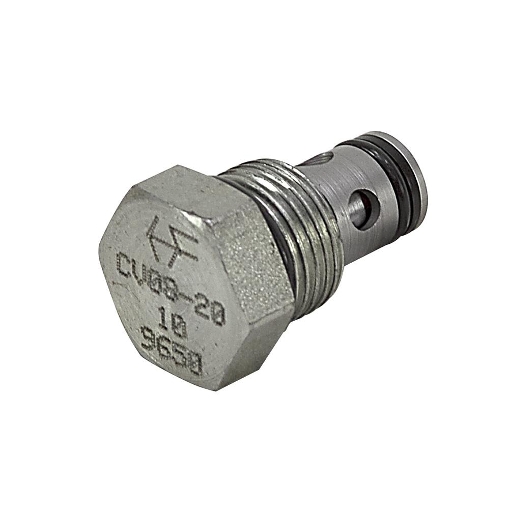 Hydraforce check valve cv n cartridge valves
