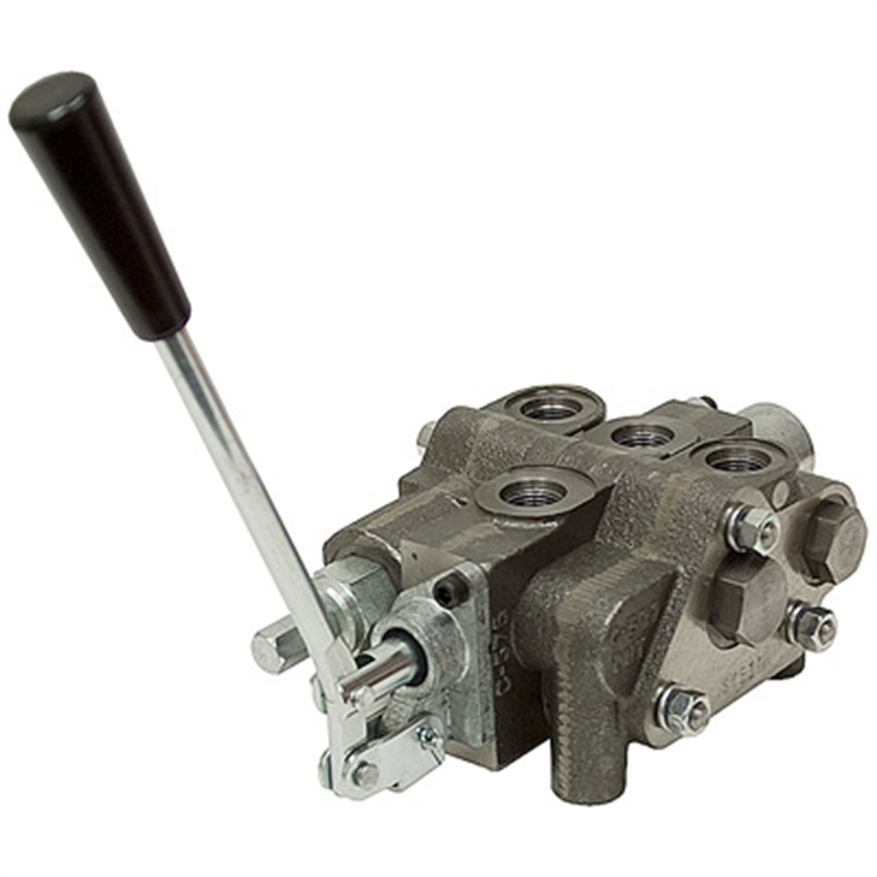 1 spool prince sv sectional hydraulic control valve open for Hydraulic motor spool valve