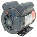 5 HP Special Duty 230 Volt AC 3450 RPM Leeson Air Compressor Motor - Alternate 1