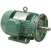 5 HP 1800 RPM 230/460 Volt AC 3Ph 184TC Leeson Motor - Alternate 1