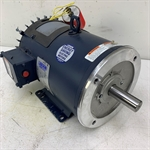 5 HP 3600 RPM 230 Volt AC 184TC Leeson Motor 131632.00 - Missing Parts