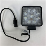 12 Volt DC 1293 Lumen AP00520G LED Flood Light - Missing Hardware