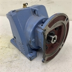 52.24:1 Size 37 1 HP Inline Gear Reducer WWE WINL37-50/1-56C - Broken Mount