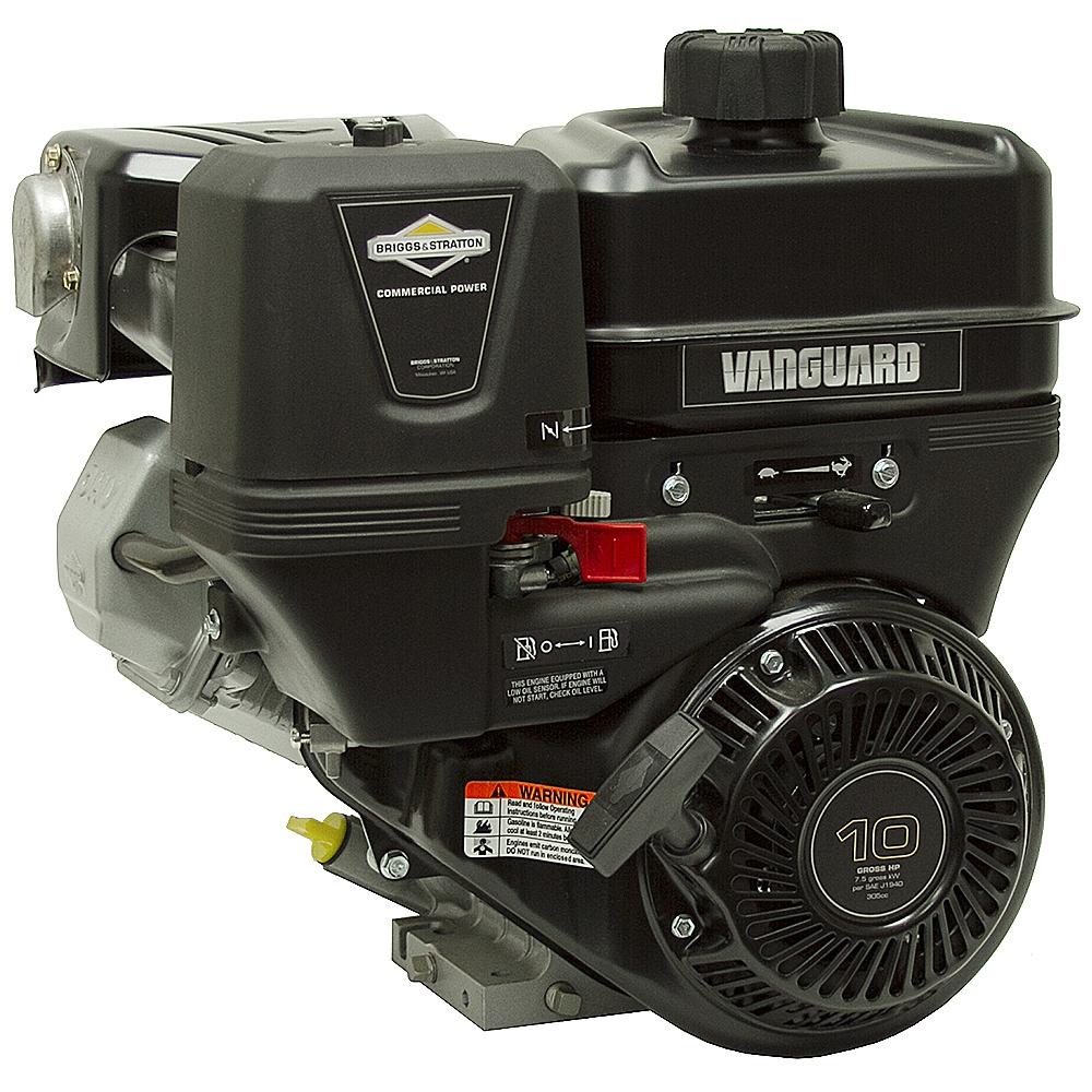 10 HP Vanguard Briggs 19L2320111F1 Engine | Bargain Bin ...