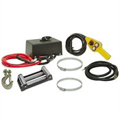 WINCH KIT W/ RELAYS, CABLES, FAIRLEAD, CONTROLLER
